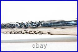1900's ART NOUVEAU SILVER made AUSTRIAN dip pen nib holder with CARL KUHN WIEN