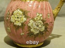 Amphora Porcelain Vase Riessner Stellmacher Kessel Turn Teplitz Bohemia 1892-05
