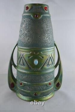 Amphoria Art Nouveau Vase Rudolf Ditmar