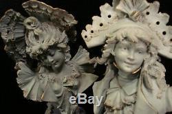 Antique Porcelain Turn Wein Ernst Wahliss Turn Teplitz