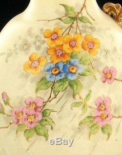 Antique Stellmacher Art Nouveau Porcelain Pitcher Habsbourg Ware Austria