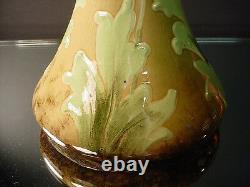 Art Nouveau Riessner Stellmacher Kessel Organic Form Candlestick RStK Mark Aust