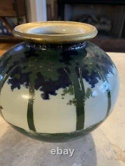 Art Nouveau Teplitz Vase Stunning