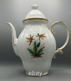 Augarten Wien Austria Viennese Porcelain Tea Set