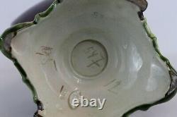Austrian Art Nouveau Julius Dressler Vase #606