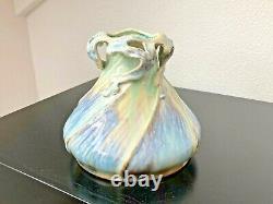 Fachschule Teplitz Amphora Art Nouveau vase Paris 1900