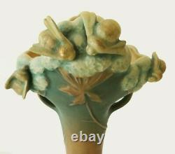 Rare Early Bernard Bloch Austria Amphora good condition initialed 12.75 inches