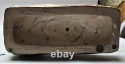 Rare & Massive 22 SIGNED AMPHORA AUSTRIA Art Nouveau Pottery