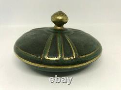 Teplitz Stellmacher Austrian Amphora Pottery-Arabian Horseman Humidor-Stunning
