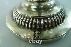 Very Rare Antique Art Nouveau Austrian Alt Wien Silver Bowl / Tray